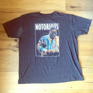 Other - Notorious B.I.G , rap T-shirt
